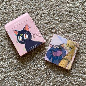 Sailor Moon x Colourpop Cat's Eye Blush